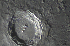 Mondkrater Copernicus