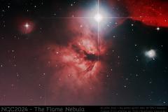 NGC2024 Flammennebel
