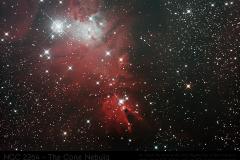 NGC2264 Konus-Nebel