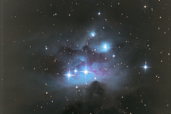 NGC1977 Running-Man-Nebel