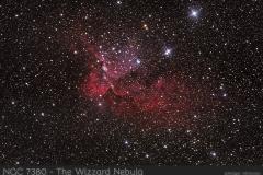 NGC7380 Zauberernebel