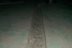 Aufgestemmter Boden