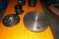 Fertige Adapterplatten