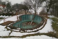 Sternwartenbau - Pool